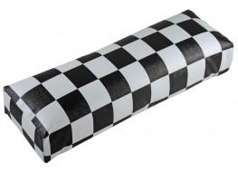 Подлокотник для рук кожаный шахматная доска