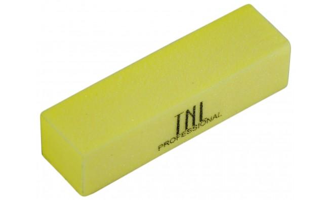 Баф для полировки ногтей жёлтый