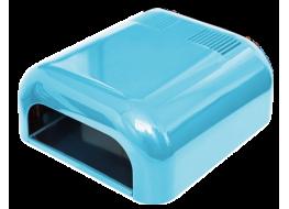 Лампа УФ 36Вт голубая глянец