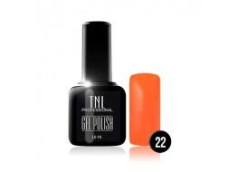 Гель-лак т 022 Оранжевый
