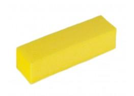 Баф для полировки ногтей желтый 120 грит