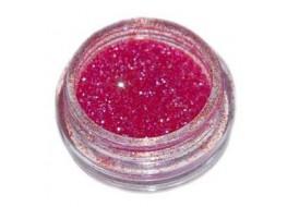 Блёстки Б23 темно-розовые мелкие с сиреневым отливом
