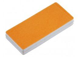 Полировщик для ногтей JN оранжевый мини