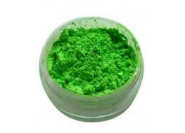 Пигмент для дизайна №1 ярко-зеленый