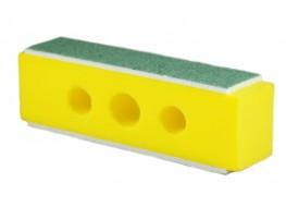 Блок для полировки ногтей NB-002 желтый