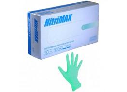 Перчатки Nitri Max нитриловые  XS зеленые