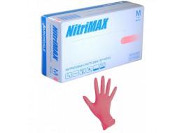 Перчатки Nitri Max нитриловые M лиловые