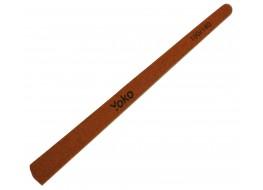 Пилка SF 071 коричневая на деревянной основе 100*180