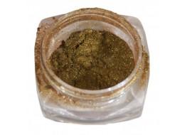 Пигмент для втирки Зеркальный блеск золотой (арт1830540)
