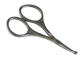 Ножницы SBC 10/4 детские матовые (длина лезвий 21 мм)BEAUNY & CARE 10/4 голубой