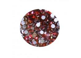 Стразы стекло SS6 Тёмно-красные